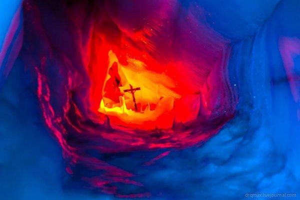 Яркие фото из глубин белоснежных ледников. Лучшие фото ледников мира! - №5