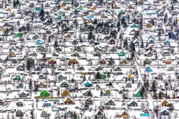 Урок фотографии. Поиск сюжетов для съемки зимой - №3