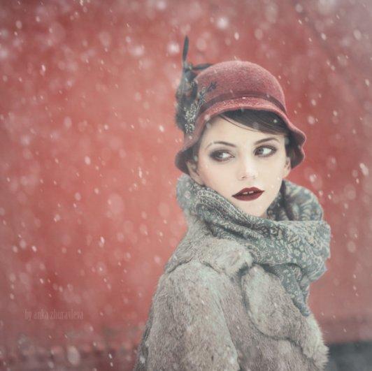 Урок фотографии. Поиск сюжетов для съемки зимой - №19