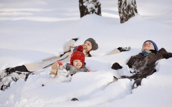 Урок фотографии. Поиск сюжетов для съемки зимой - №23