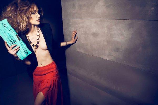 Сантьяго Эстебан. Веяния Испании в модных фото - №10