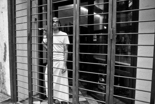 """Черно-белые фото Алины Тарабариновой: """"Фотография - это диалог"""" - №4"""