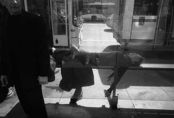"""Черно-белые фото Алины Тарабариновой: """"Фотография - это диалог"""" - №16"""