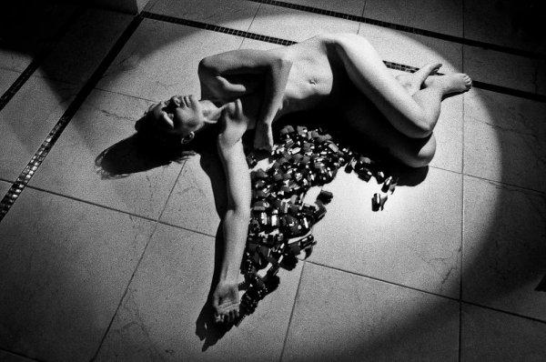 """Черно-белые фото Алины Тарабариновой: """"Фотография - это диалог"""" - №24"""