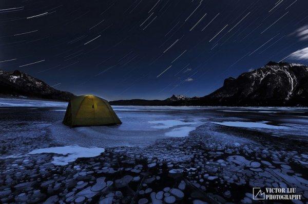 Чувственные фото пейзажи от канадского фотографа Victor Liu - №2