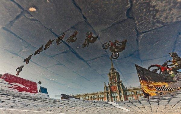 Настоящие экстрим фото Кирилла Умрихина - №25