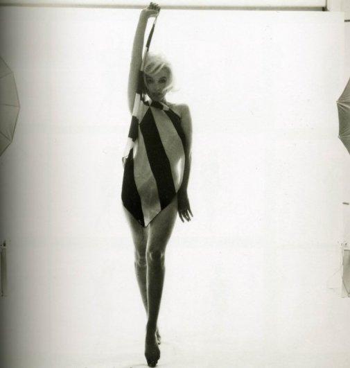 Последние фото знаменитости - Мэрилин Монро - №3