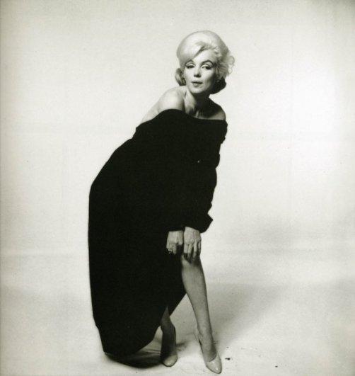 Последние фото знаменитости - Мэрилин Монро - №27