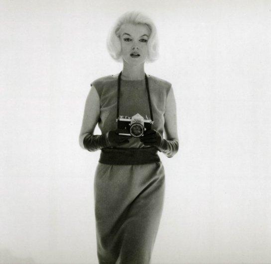Последние фото знаменитости - Мэрилин Монро - №31