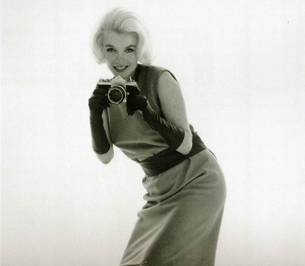 Последние фото знаменитости - Мэрилин Монро - №35