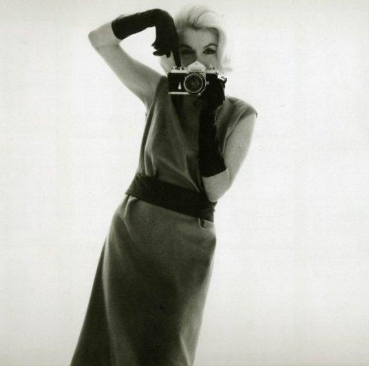 Последние фото знаменитости - Мэрилин Монро - №39
