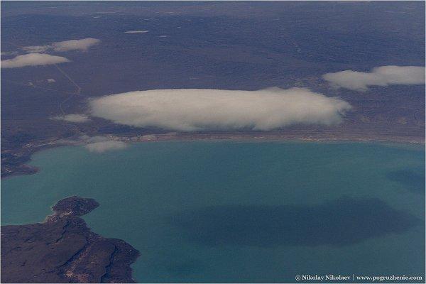 Аргентина, вид с воздуха - южноамериканские фото пейзажи - №17