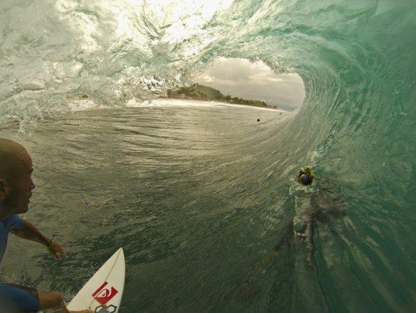 фото снятые на GoPro 12