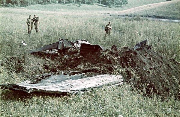 Интересные фото от военного корреспондента - №24