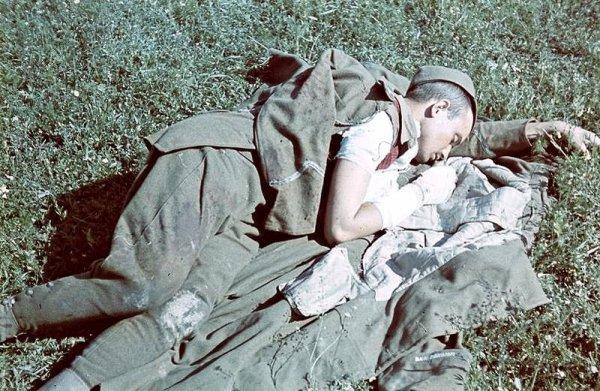 Интересные фото от военного корреспондента - №40