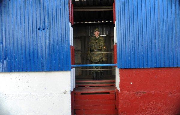 Старые праздники Новой России (из серии). Фото: Вл.Вяткин