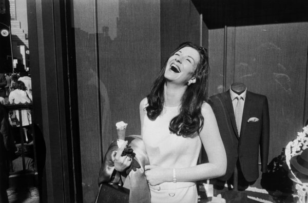 Гарри Виногранд © Garry Winogrand
