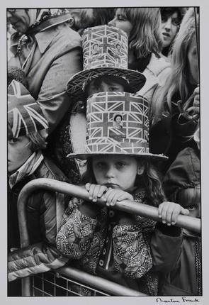 Мартина Франк. Гринвич, Лондон. 1977. Серебряно-желатиновая печать. Собрание Тейт, Лондон, дар Eric and Louise Franck London Collection 2013. © Martine Franck / Magnum Photos