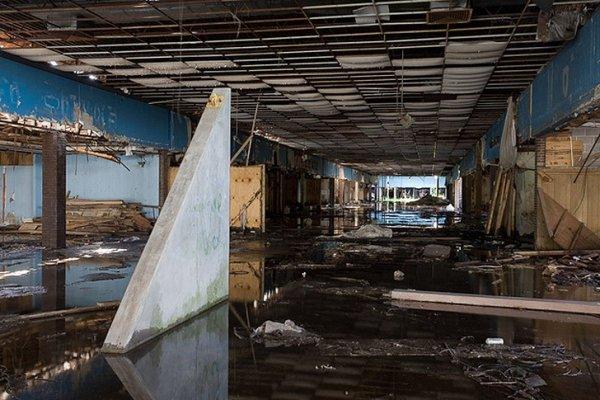 фото в заброшенных зданиях