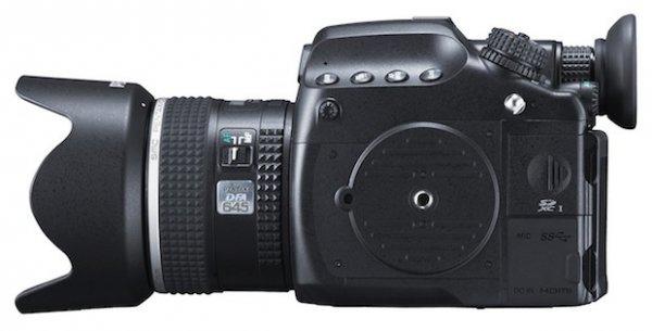 фотоаппараты среднего формата