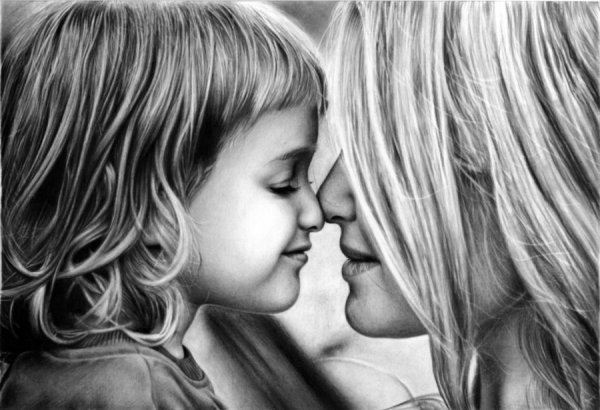 свет материнской любви