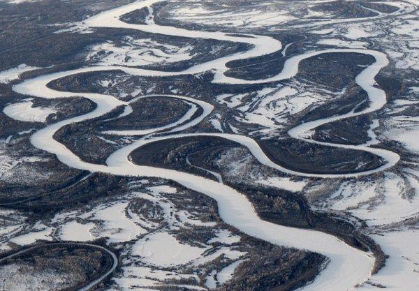 Удачные кадры - Зимняя Камчатка. © Игорь Шпиленок