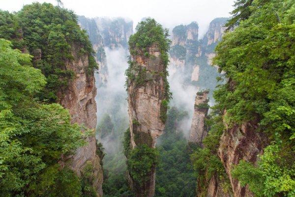 красивые места мира