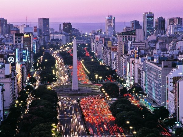 Города мира