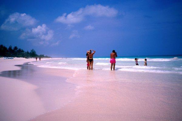 Красивые пляжи