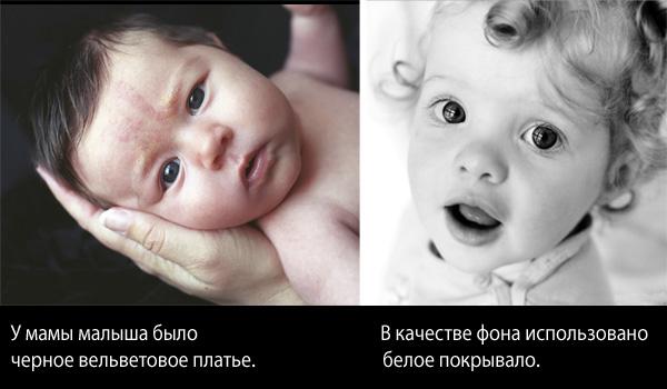 фоны для съемки новорожденных