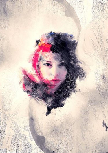 Портрет в Фотошопе