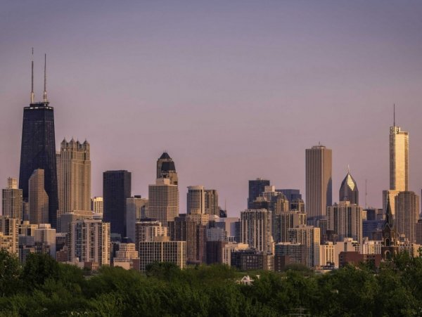 городской пейзаж фото