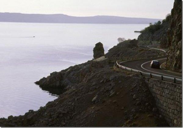 самые опасные дороги