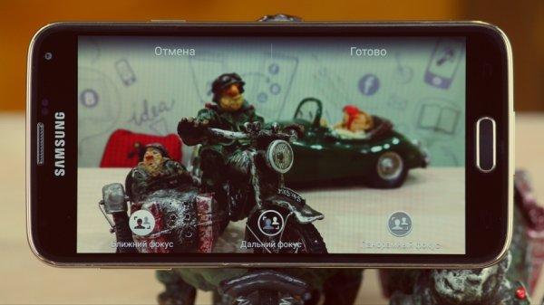 лучшая мобильная камера
