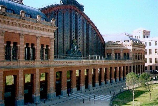 Вокзалы мира