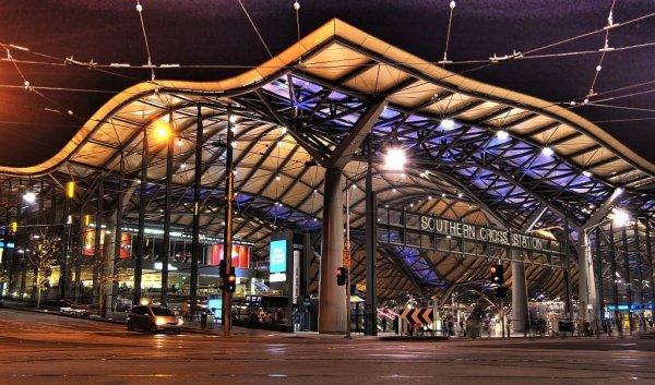 красивые вокзалы мира