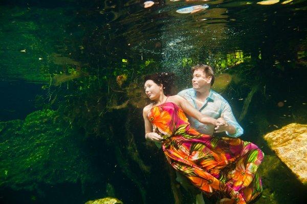 Под водой 7
