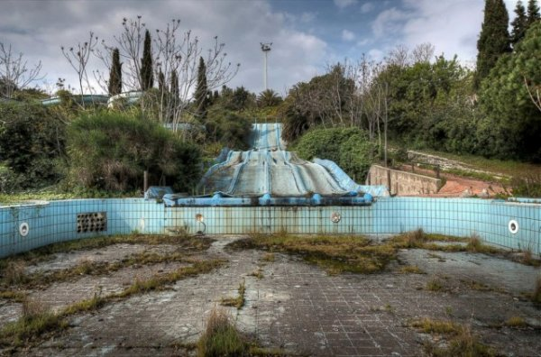 фото заброшенных мест