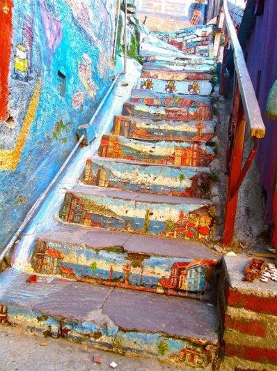 красивые лестницы фото