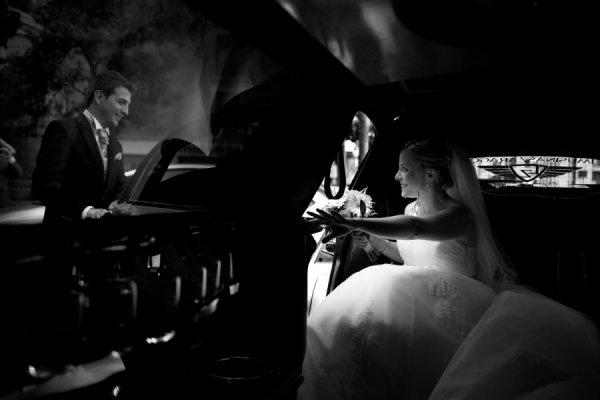 красивые свадебные фотографии - © Vinny Labella