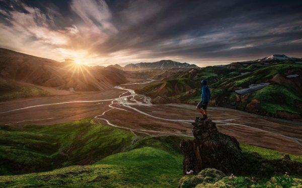 природные ландшафты мира