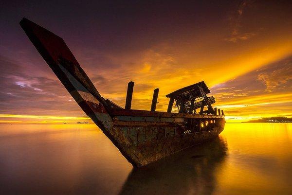 корабли-призраки фото