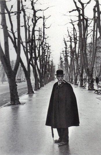 Альберто Джакометти, 1961 г. уличный стиль фото