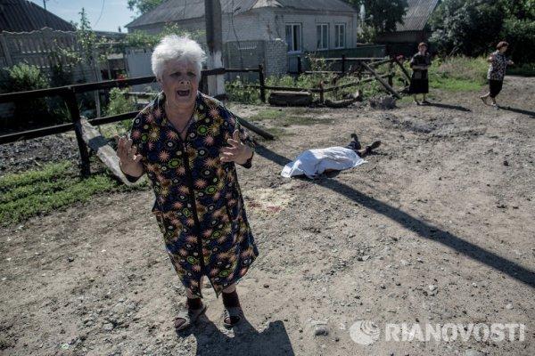 Памяти фотокорреспондента Андрея Стенина... - №27