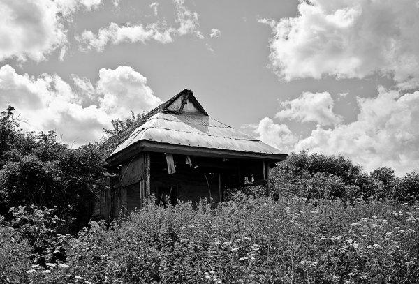 Русская деревня