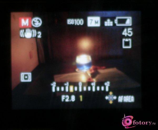 как фотографировать в темных помещениях
