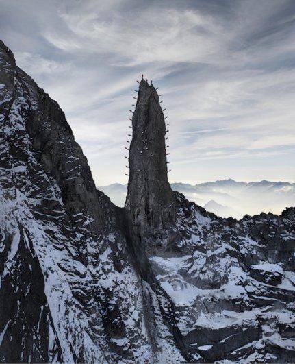 альпийские горы фото