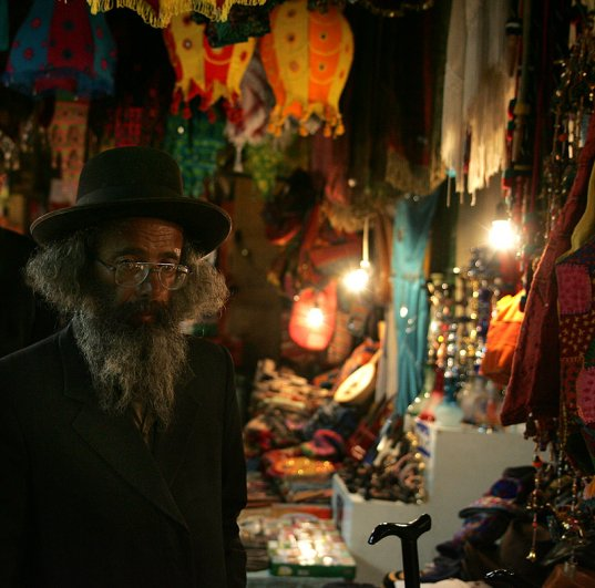 Посетитель рынка