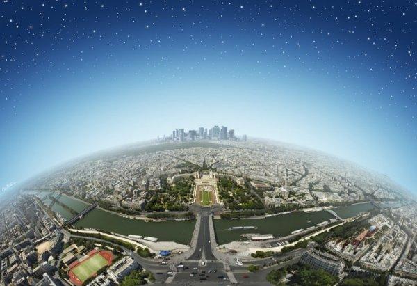 Городские пейзажи фотографии 9