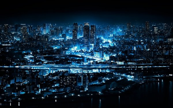 Городские пейзажи фотографии 13